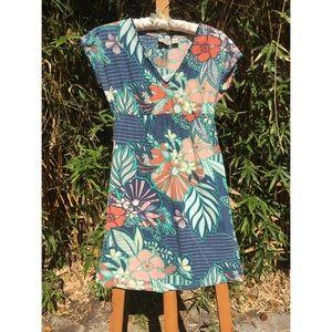 O'Neill Cotton Tropical Dress